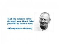 Nisargadatta Maharaj Quote -101